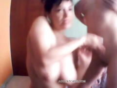 mother and daughter stripping on a live web