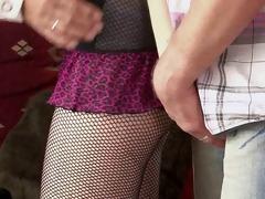 parents seduce and bang their sons gf