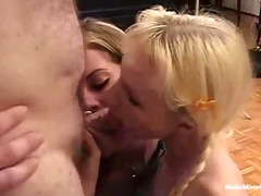young nubiles suck old chaps dick-2