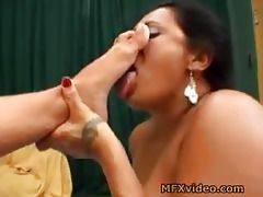 brazil mother daughter foot lick part 2