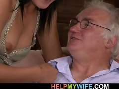 juvenile brunette wife acquires banged by a