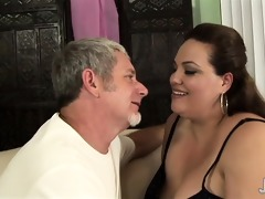 fat girl angelina\s titanic body and cunt receive