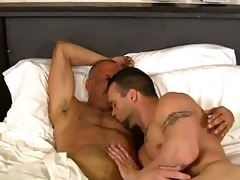 waking up daddy
