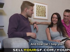 sell your gf - fucking job of her sex dreams