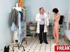 valuable tits of ashley stillar inspected by old