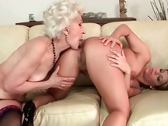 old sluts vs young girls