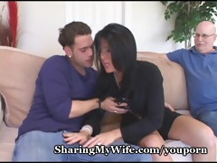 cougar wife slays younger guy