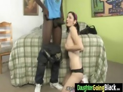 see my daughter getting a dark monster dick 29