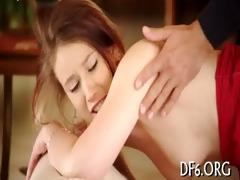 virgin explores cock & cum