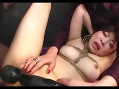 asian daughter fastened and creampied by parents