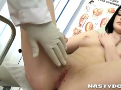 pussy exam turns into impure sex