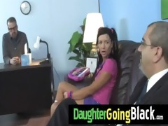 my black friend copulates my daughter legal age