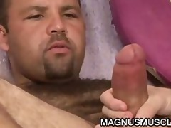adriano eder and heictor mota: delectable bushy