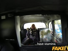 faketaxi young blonde sucks an old taxi mans dick