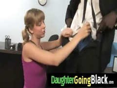 watch my daughter going black 8