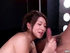 japanese gals tempt jav sister at office.avi
