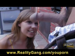 hot blonde legal age teenager daughter is