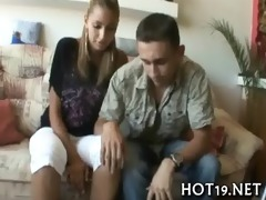 cute hotty gets group-fucked