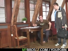 naughty girl jumps on her bfs bro cock