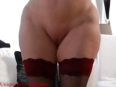 amateur mil mother way-out slit widening