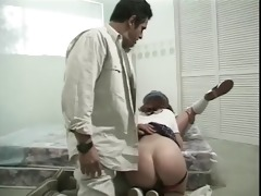 dad makes her eat cunt mc169