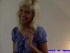british hottie masturbates her juicy box