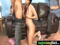 black ramrod and a petite honey 13