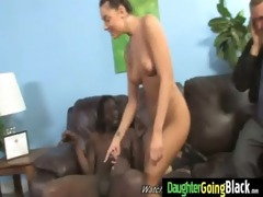young daughter gets pounded by large black dick 15