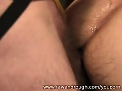 ross gets used by huge cocks