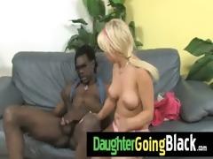 watching my daughter going black 22