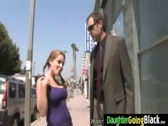 young daughter with nice a-hole screwed by a